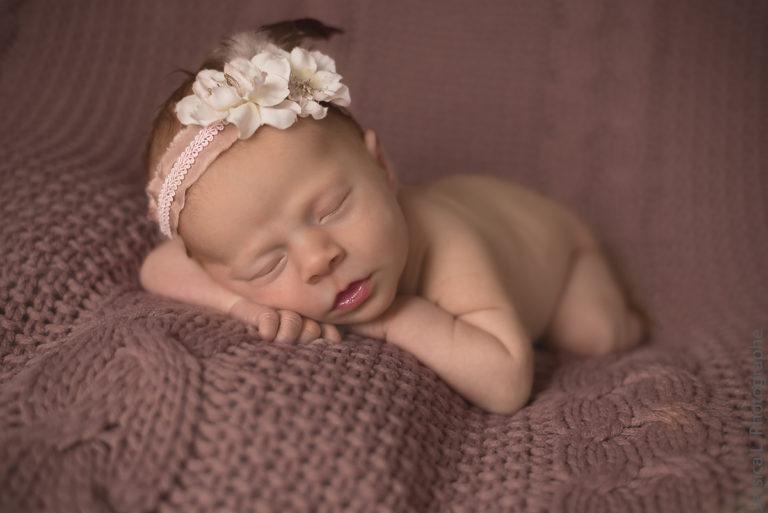 Photos de naissance d'Eléa
