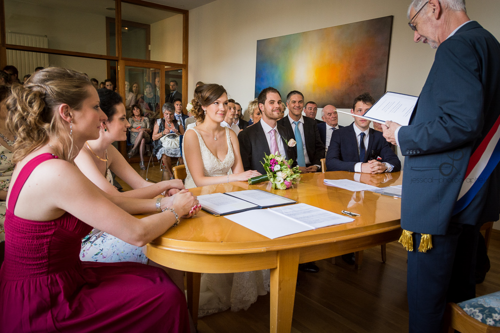 Photo mariage civil strasbourg