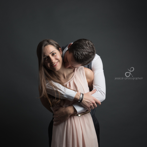 Shooting couple studio erstein