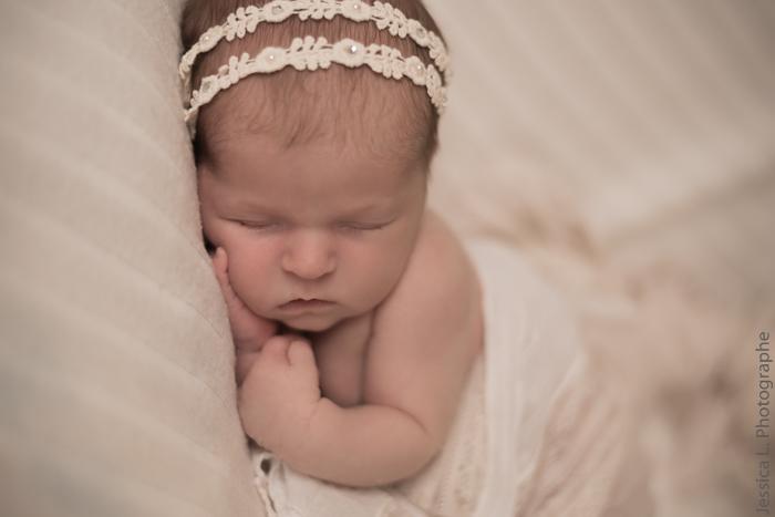 Photo de naissance Iris