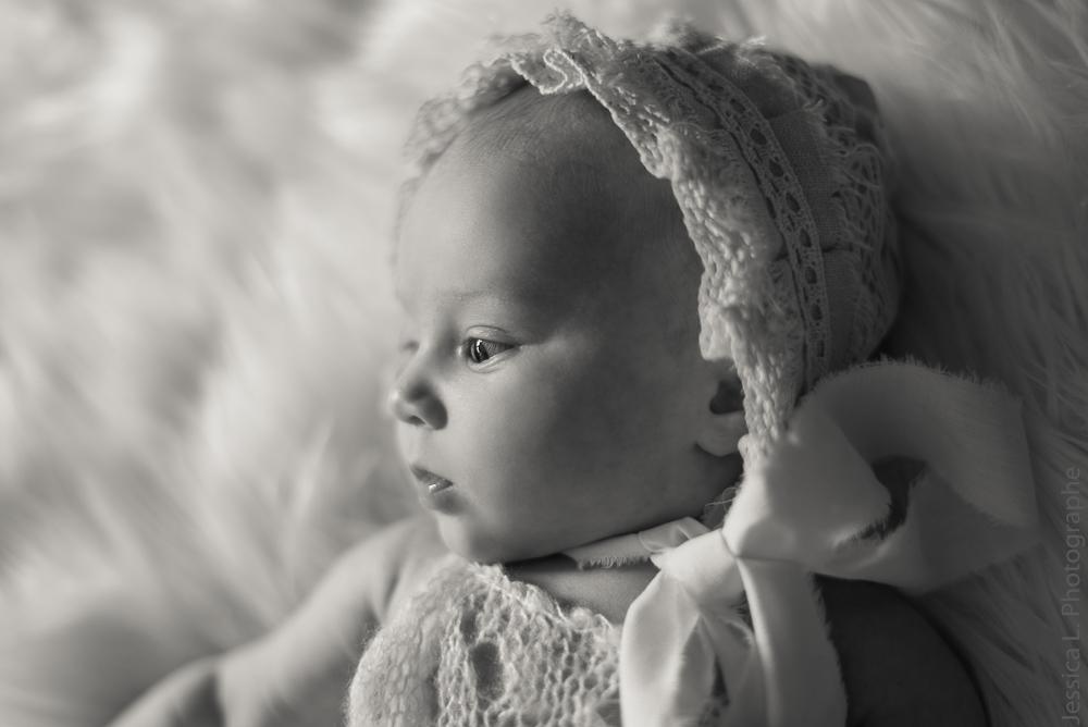 photo de bébé originale