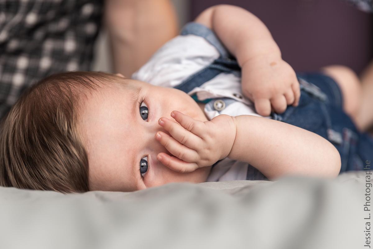 Photographe bébé erstein